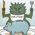 The Inflation Monster Eats Your Money