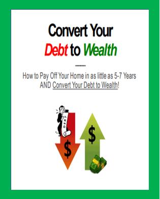 Convert Debt to Wealth
